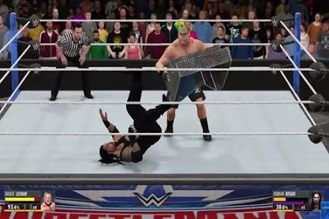 New WWE 2K17 Trick - náhled