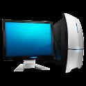 Computer knowledge and MCQ icon