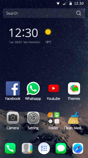 download theme whatsapp ios 10