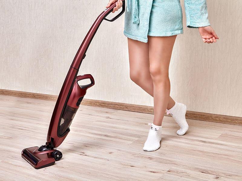 2 in 1 Cordless Stick Vacuum