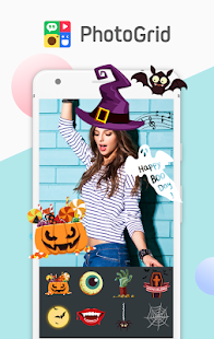 PG Halloween II: Halloween Stickers from PhotoGrid - náhled