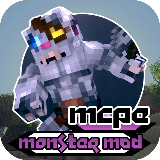 New Monster Mod For MCPE