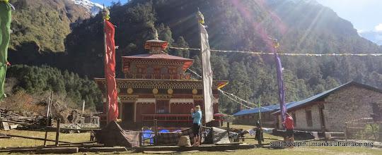 Photo: Himling Monastery