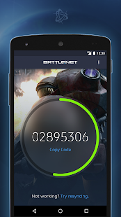 Battle.net Authenticator- screenshot thumbnail