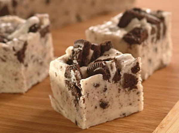 Cookies And Cream Fudge Recipe