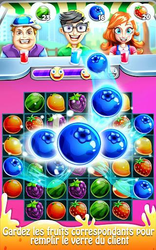 Télécharger Gratuit Juice Master - Assortissement de fruits frénésie APK MOD (Astuce) screenshots 3