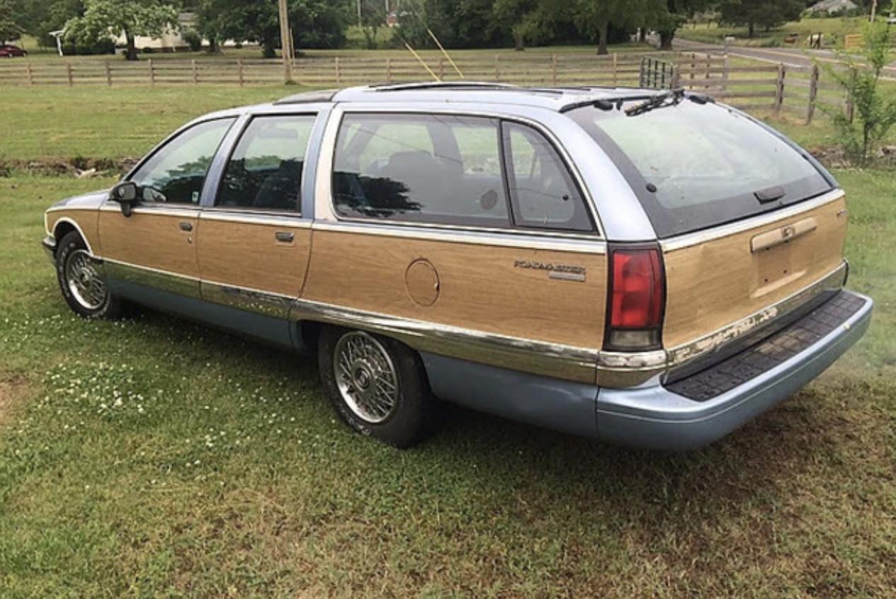1992 Buick LeSabre Wagon in Nashville Hire Lebanon
