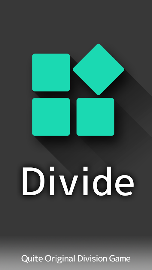 Divide- screenshot