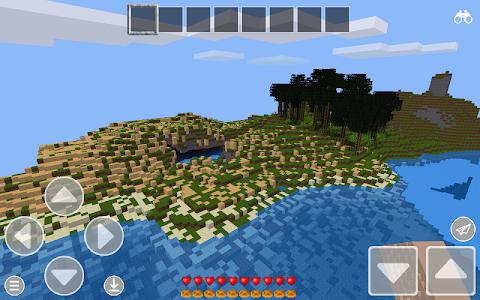 Shelter Free Craft: Mine Block screenshot 0