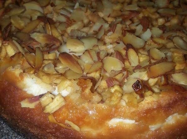 Apple Tart Cheesecake (mrd) Recipe