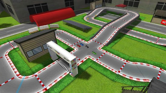 Police Car Driving Training Screenshot