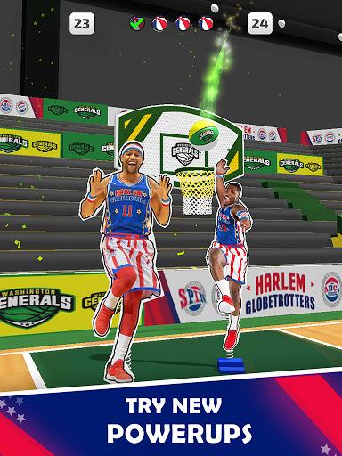 Harlem Globetrotter Basketball screenshots 4