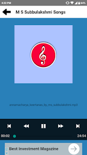M S Subbulakshmi Hit Songs - náhled