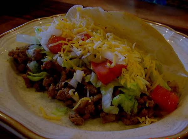 Bonnie's Beefy Steak Tacos Recipe