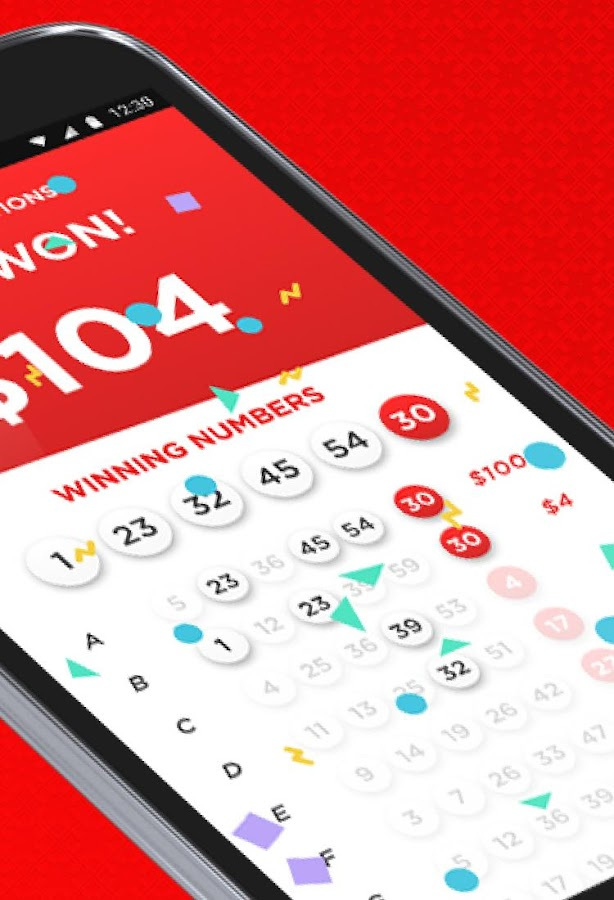 Lottery.com- screenshot