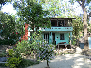 Photo: Base Camp Resort in Sundarijal (1350m), at the start of the Helambu trek