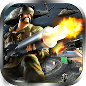 Commando Rush War