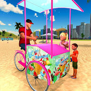 Free Beach Ice Cream Delivery Simulator 2018 APK for Windows 8