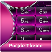 Purple Dialer Theme