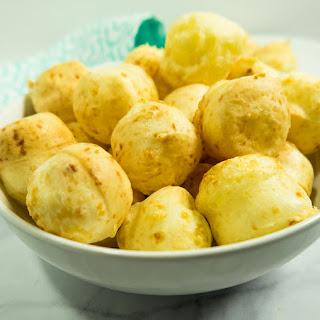 Easy Brazilian Cheese Puffs Recipe