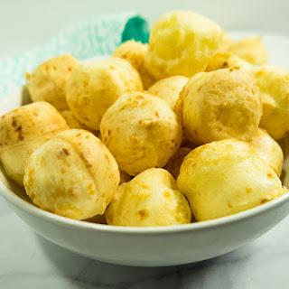 Easy Brazilian Cheese Puffs Recipe