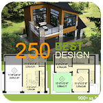 250 small house plans 1.0