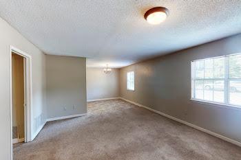 Go to Three Bed, One Bath Floorplan page.