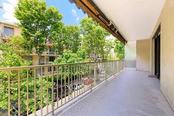 Appartement 3 pièces 89,49 m2