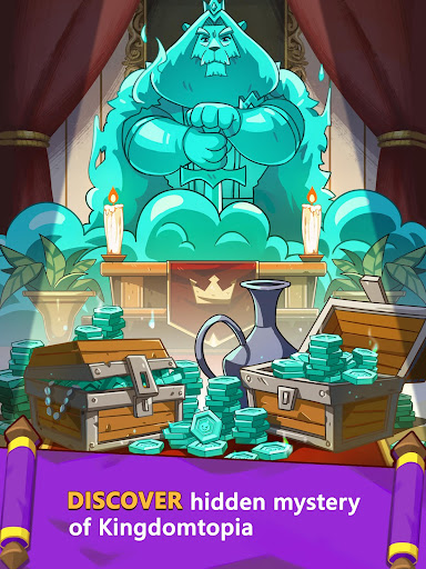 Kingdomtopia: Idle Animal Tycoon screenshots 14