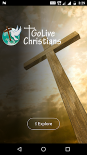 GoLive Christians - náhled