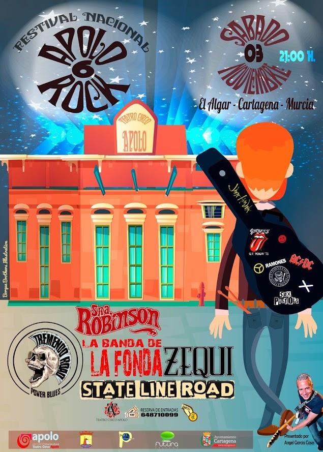 Apolo rock festival