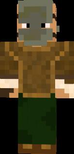 rust minecraft | Nova Skin