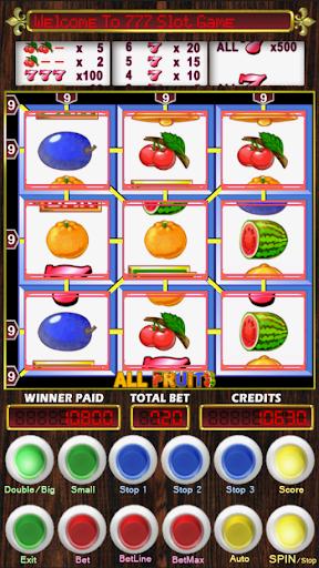 777 Slot Fruit 1.12 screenshots 4