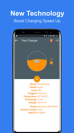 Super Fast Charger 5x 1.43 gameplay   AndroidFC 2