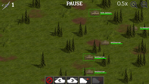 Code Triche Frontline Attack apk mod screenshots 2