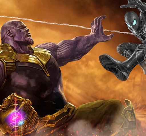 Thanos Monster Vs Avengers Superhero Fighting Game 1.0 10