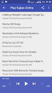 Kumpulan Kajian Ustadz Khalid Basamalah Mp3 - náhled