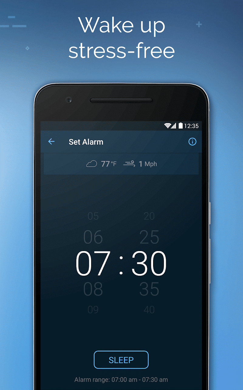 Good Morning Alarm Clock Screenshot 2