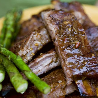Beef Ribs with Veg