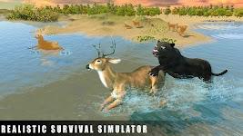 Black Panther Wild Animals Games Big Cat Simulator 3 0 Apk Download