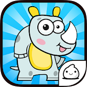 Rhino Evolution - Clicker Game