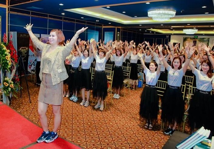 Cô gái 8x và bước ngoặt trở thành Giám đốc Điều hành Tập Đoàn Dova - ảnh 1
