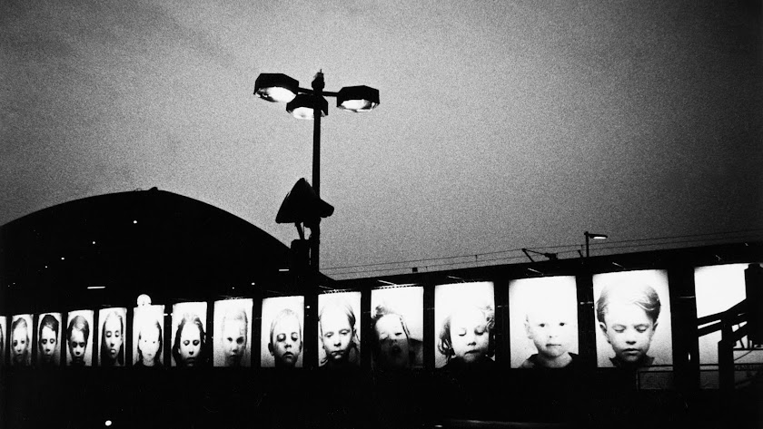'Los signos de saturno' (1989), fotografía de Manuel Falces.