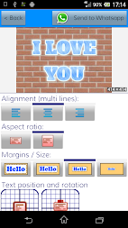 TextArt ★ Cool Text creator APK screenshot thumbnail 12