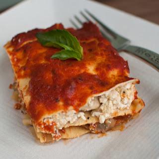 Tofu Ricotta.