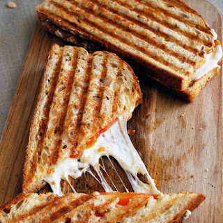 Sun Dried Tomato Pesto Panini.