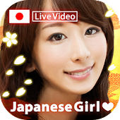 Japanese Live◆Video chat app