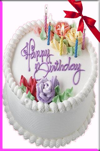 Birthday Cakes Greeting Cards Screenshot 3