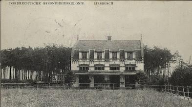 Photo: 1910 Liesbosch Gezondheidskolonie
