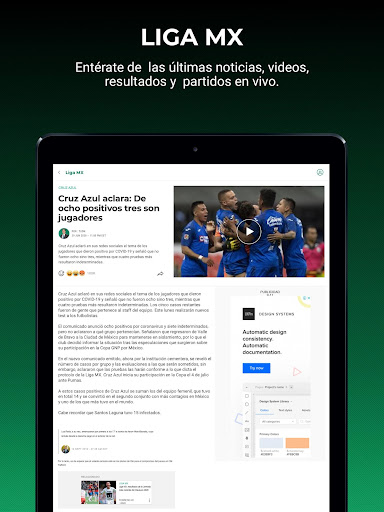 TUDN: Univision Deportes Network 12.2.4 Screenshots 12